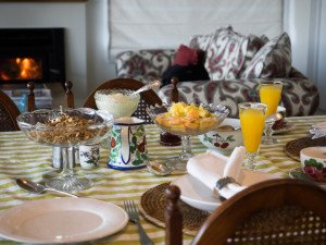 L'Abri special Breakfast