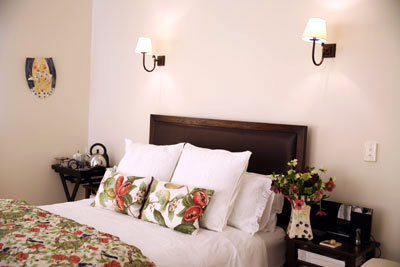Enjoy a comfortable night's sleep in our luxuriously appointed beds.